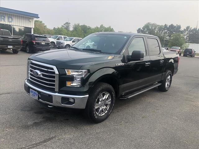Used 2015 Ford F-150 XLT with VIN 1FTEW1EFXFKD65239 for sale in Bemidji, Minnesota