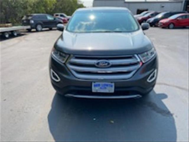 Used 2017 Ford Edge SEL with VIN 2FMPK4J80HBB99982 for sale in Bemidji, Minnesota
