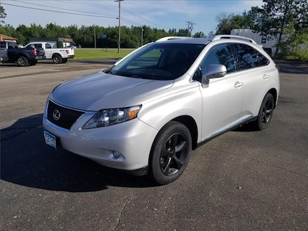 2010 LEXUS RX 350 All-wheel Drive SUV