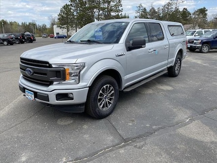 2018 Ford F-150 XLT 4x4 SuperCrew Cab Styleside 6.5 ft. box 157 in Truck