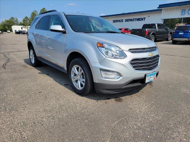 Used 2016 Chevrolet Equinox LT with VIN 2GNALCEK1G6184929 for sale in Bemidji, Minnesota