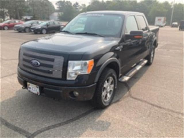 Used 2010 Ford F-150 FX4 with VIN 1FTFW1EV2AFC17583 for sale in Bemidji, Minnesota