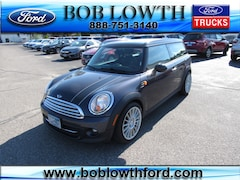2012 MINI Cooper Clubman Base Wagon