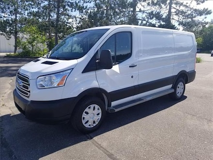 2019 Ford Transit-250 w/60/40 Pass-Side Cargo Doors Low Roof Cargo  129. Van