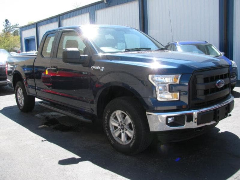 2016 Ford F-150 XL Extended Cab Short Bed Truck