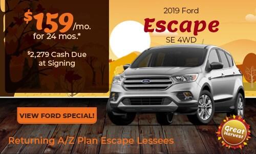 2019 Frod Escape