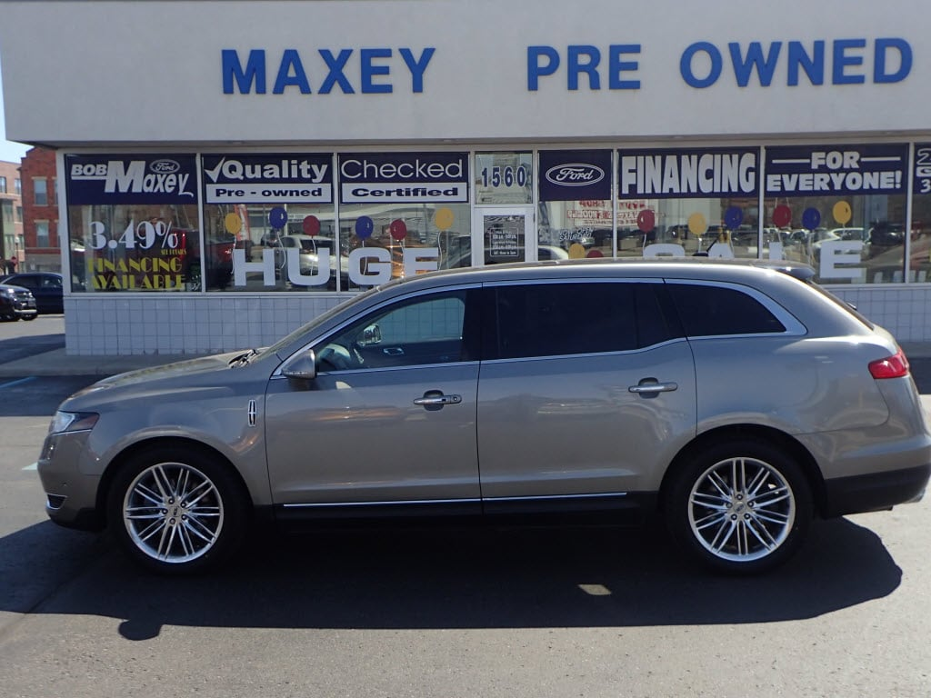 2015 Lincoln MKT Ecoboost AWD EcoBoost  Crossover