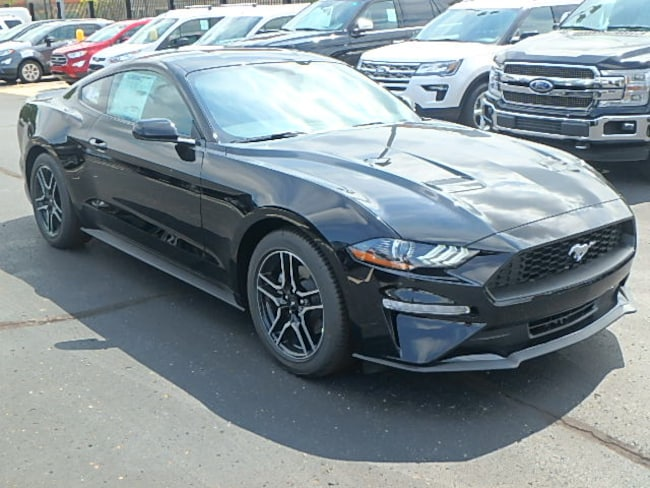 2019 Ford Mustang Ecoboost Coupe for sale in Howell, MI