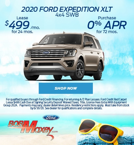 2020 Ford Expedition - June 2020