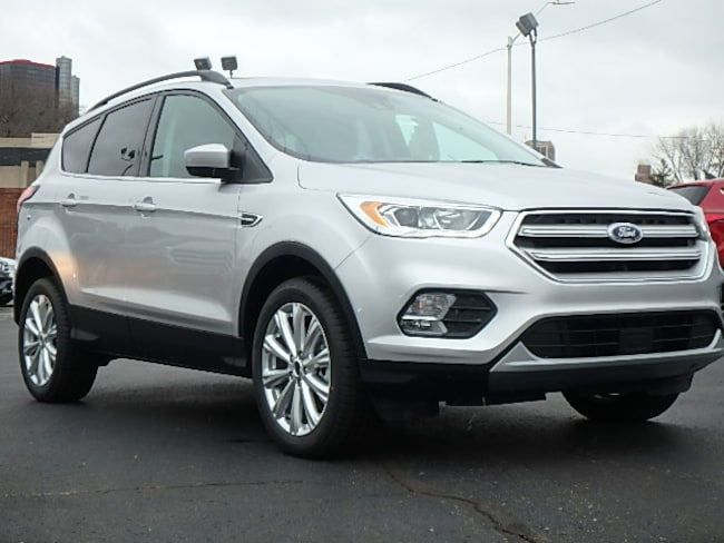 2019 Ford Escape SEL SUV for sale in Howell, MI