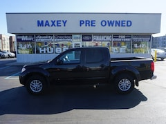 Used 2019 Nissan Frontier SV 4x4 SV  Crew Cab 5 ft. SB 5A in Howell MI