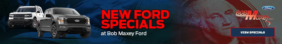 New Ford Specials - February 2021