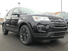 2019 Ford Explorer XLT SUV for sale in Detroit at Bob Maxey Ford Inc.
