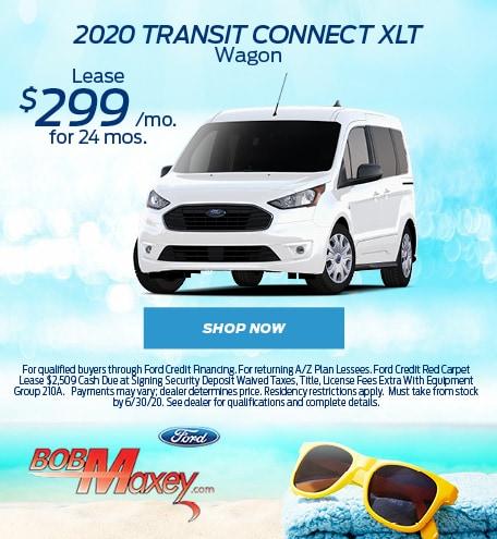 2020 Ford Transit - June 2020