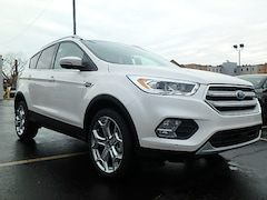 2019 Ford Escape Titanium SUV for sale in Howell at Bob Maxey Ford of Howell Inc.