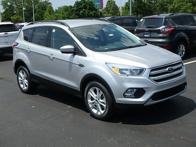 2018 Ford Escape SE SUV for sale in Howell, MI
