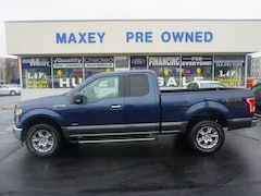 Used 2017 Ford F-150 XLT 4x4 XLT  SuperCab 6.5 ft. SB in Howell MI