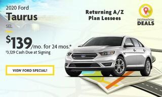 2020 Ford Taurus SEL