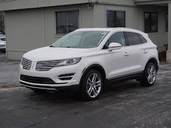 Used 2016 Lincoln MKC All-wheel Drive