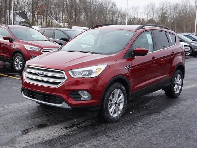 2019 Ford Escape SEL SUV for sale in Detroit, MI