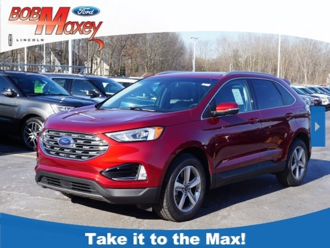 2019 Ford Edge SEL Crossover for sale in Detroit, MI