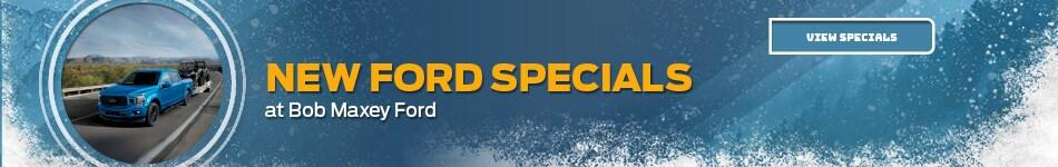 New Specials - January 2021