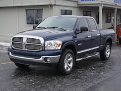 Used 2008 Dodge Ram 1500 Truck Quad Cab in Howell MI