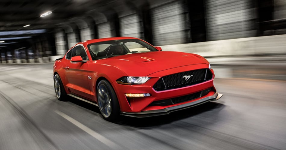 2019 ford mustang bob maxey ford of howell inc. Black Bedroom Furniture Sets. Home Design Ideas