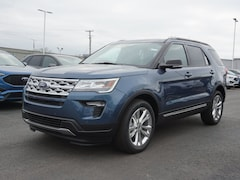 2019 Ford Explorer XLT SUV for sale in Howell at Bob Maxey Ford of Howell Inc.