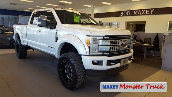 2018 Ford F350 >> Lifted 2018 F 350 Platinum Bob Maxey Ford Of Howell Inc