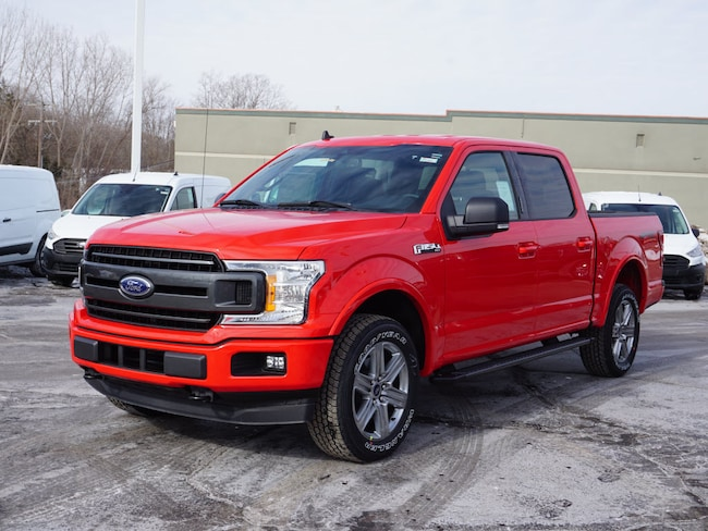 2019 Ford F-150 XLT Truck for sale in Detroit, MI