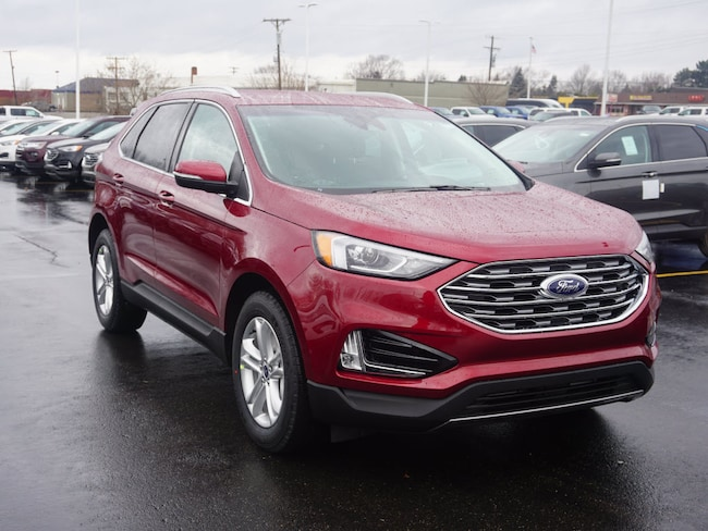 2019 Ford Edge SEL Crossover for sale in Howell, MI