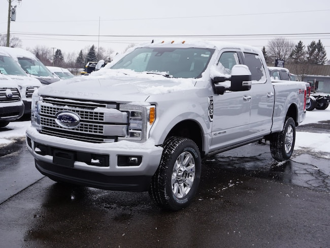 2019 Ford Superduty F-350 Platinum Truck for sale in Detroit, MI