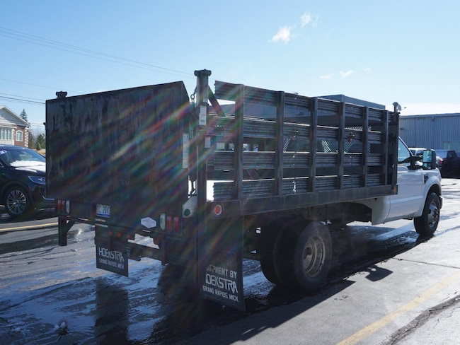... Used 2008 Ford F-350 Chassis Truck Regular Cab for sale in Howell, MI ...