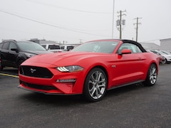 2019 Ford Mustang GT Premium Convertible for sale in Howell at Bob Maxey Ford of Howell Inc.