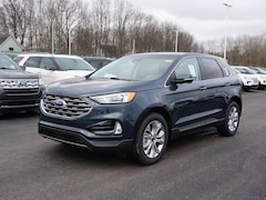 2019 Ford Edge Titanium Crossover for sale in Howell at Bob Maxey Ford of Howell Inc.