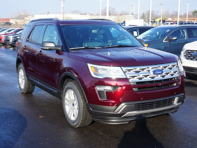 2019 Ford Explorer XLT SUV for sale in Detroit, MI