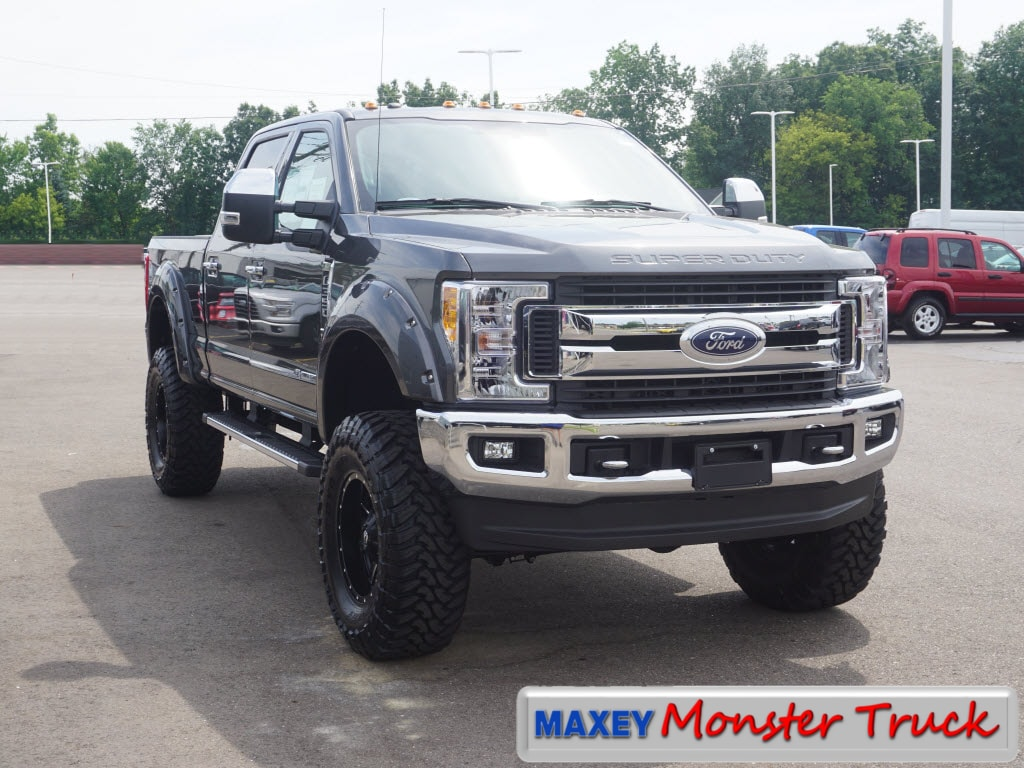 Bob Maxey Ford Of Howell Inc New Dealership In Mi 48843 Lifted Super Duty Trucks These