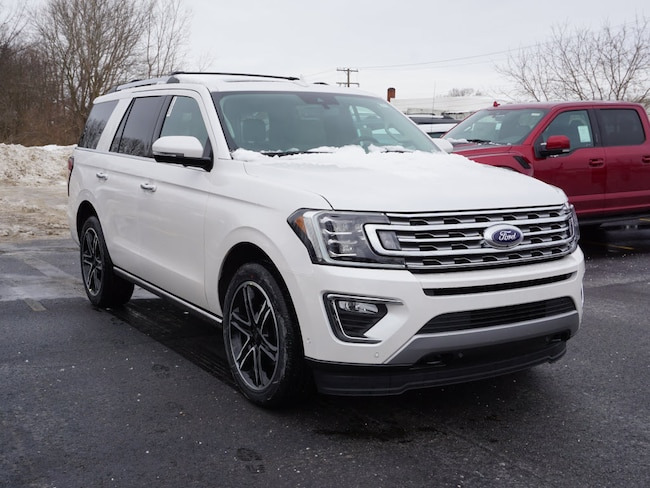 2019 Ford Expedition Limited SUV for sale in Howell, MI