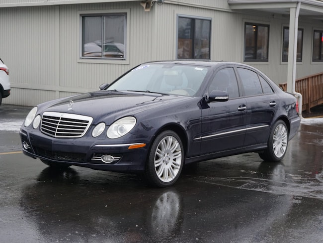 Used 2008 Mercedes-Benz E-Class Base Sedan for sale in Howell, MI