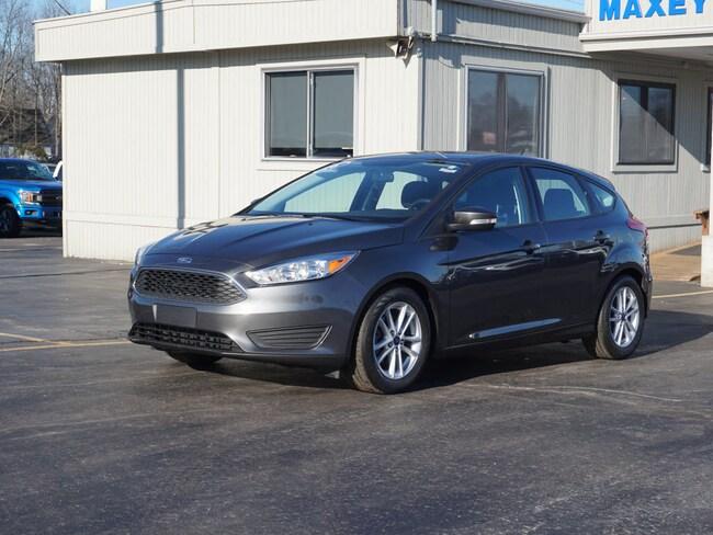 2016 Ford Focus SE Hatchback for sale in Detroit, MI