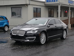 Used 2017 Lincoln MKZ All-wheel Drive