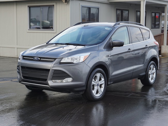 Used 2014 Ford Escape SE SUV for sale in Howell, MI