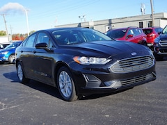 2019 Ford Fusion SE Sedan for sale in Detroit at Bob Maxey Ford Inc.