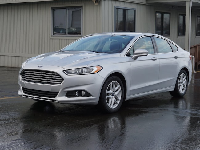 2015 Ford Fusion SE Sedan for sale in Detroit, MI
