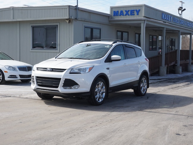 2013 Ford Escape SE 4WD SUV for sale in Detroit, MI