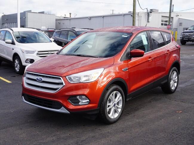 2019 Ford Escape SE SUV for sale in Howell, MI