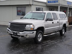 Used 2004 GMC Sierra 2500HD Truck Crew Cab in Howell MI