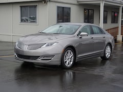 Used 2016 Lincoln MKZ Hybrid Front-wheel Drive