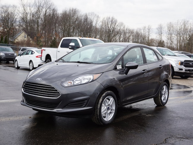 2019 Ford Fiesta SE Sedan for sale in Detroit, MI